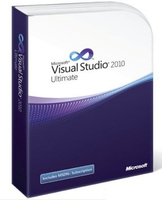 Microsoft VisualStudio Ultimate 2010 + MSDN, SA, 1u, EDU, OLP-NL