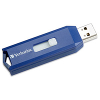 Verbatim 4GB USB Drive 4GB USB 2.0 Type-A Blue USB flash drive