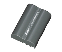 Nikon Battery EN-EL3a Li-Ion f D200 Lithium-Ion (Li-Ion) 1500mAh 7.4V batterie rechargeable