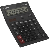 Canon AS1200HB Desktop Basisrekenmachine Grijs calculator