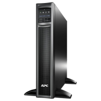 APC Smart-UPS Line-Interactive 1000VA 8AC outlet(s) Rackmount/Tower Black uninterruptible power supply (UPS)