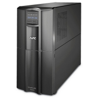 APC Smart-UPS Line-Interactive 2200VA 9AC outlet(s) Tower Black uninterruptible power supply (UPS)