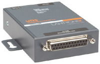Lantronix UDS1100 RS-232/422/485 serial server