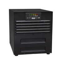 Tripp Lite SMART700DV Line-Interactive 700VA 6AC outlet(s) Tower Black uninterruptible power supply (UPS)