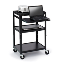 Bretford A2642 Multimedia cart Black multimedia cart/stand