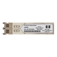 Hewlett Packard Enterprise X121 1G SFP LC SX Rmkt Fiber optic 1000Mbit/s SFP network transceiver module