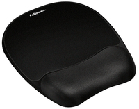 Fellowes 9176501 Black mouse pad
