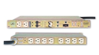 Eaton TPC115-10A/MTD 10AC outlet(s) 1U Bronze power distribution unit (PDU)