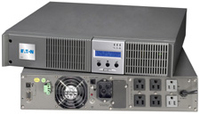 Eaton EX 2200 Double-Conversion (Online) 2100VA 7AC outlet(s) Rackmount/Tower Grey uninterruptible power supply (UPS)