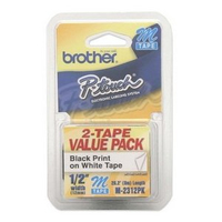 Brother M2312PK M label-making tape