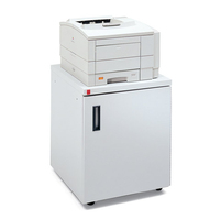 Bretford FC2020-GM Grey printer cabinet/stand
