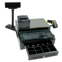 Wasp 633808471415 Point Of Sale terminal
