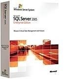 Microsoft SQL Server 2005 Enterprise Edition, Win32 All Lng Lic/SA Pack OLV NL 1YR Addtl Prod