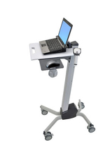 Ergotron Neo-Flex Laptop Cart Gris bureau d'ordinateur