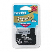 Brother M921 Silver M printer label
