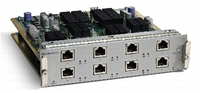 Cisco WS-X4908-10G-RJ45= Internal 10Gbit/s switch component