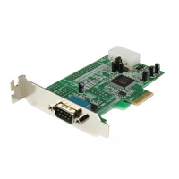 StarTech.com PEX1S553LP interface cards/adapter
