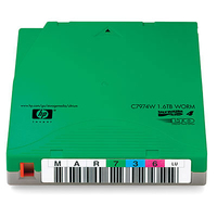 Hewlett Packard Enterprise LTO-4 Ultrium 1.6TB RFID RW LTO