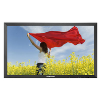 "Samsung 400TSN-2 Digital signage flat panel 40"" Full HD Black signage display"