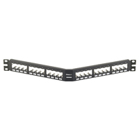 Panduit CPA24BLY 1U Patch Panel