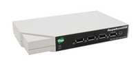Digi AnywhereUSB TS 100Mbit/s Black,White interface hub