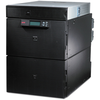 APC SURT15KRMXLT-TF5 1500VA 18AC outlet(s) Rackmount/Tower Black uninterruptible power supply (UPS)