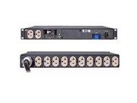 Eaton T982A2-F-SL-109 12AC outlet(s) 1U Black power distribution unit (PDU)