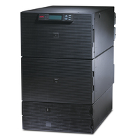 APC SURT20KRMXLT-1TF10K 11AC outlet(s) Rackmount/Tower Black uninterruptible power supply (UPS)