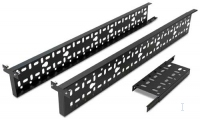 APC Vertical Cable Organizer AR7505 Black rack