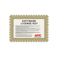 APC NBSV1005 software license/upgrade