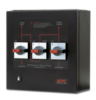 APC Smart-UPS VT Maintenance Bypass Panel Black power supply unit