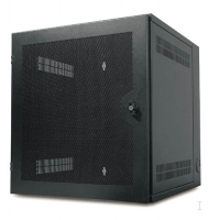 APC NetShelter WX 13U Wall mounted rack 90.91kg Black rack