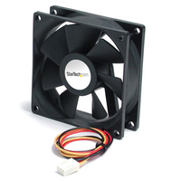 StarTech.com High Air Flow 9.25 cm Dual Ball Bearing Case Fan with TX3 Connector Computer case