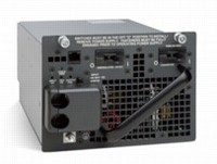 Cisco PWR-C45-1400DC-P= 1400W Black power supply unit