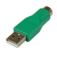 StarTech.com GC46MF PS/2 USB Green cable interface/gender adapter