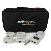 StarTech.com LAN Cable Tester cable interface/gender adapter