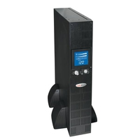 CyberPower OR1500PFCRT2U Line-interactive 1500VA Black uninterruptible power supply (UPS)