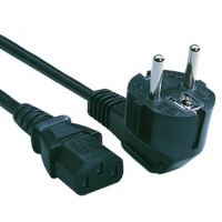 Cisco AC 16 AWG 0.3048m Black power cable