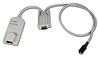 Avocent AVRIQ-SRL Grey KVM cable