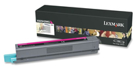 Lexmark X925H2MG Cartridge 7500pages magenta laser toner & cartridge