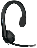 Microsoft LifeChat LX-4000 for Business Monaural Head-band Black headset