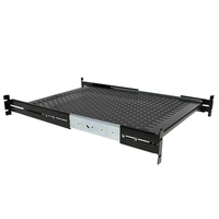 StarTech.com UNISLDSHF19 Rack adjustable shelf rack accessory