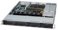 Supermicro 1022G-URF AMD SR5670 Socket G34 1U Black