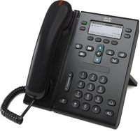 Cisco 6945 Analog telephone Black