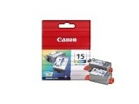 Canon BCI-15 Color ink cartridge Cyan, Magenta, Jaune cartouche d'encre