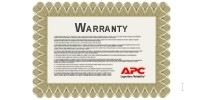 APC 1 Year Extended Warranty for NetworkAIR Air Removal Unit