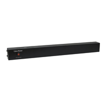 CyberPower PDU20BT8R 8AC outlet(s) 1U Black power distribution unit (PDU)