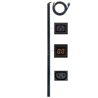 CyberPower PDU30MVHVT30F 30AC outlet(s) 0U Black power distribution unit (PDU)