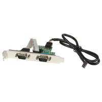 StarTech.com ICUSB232INT2 Internal Serial interface cards/adapter
