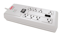 APC P8GT 8AC outlet(s) 120V 1.83m White surge protector